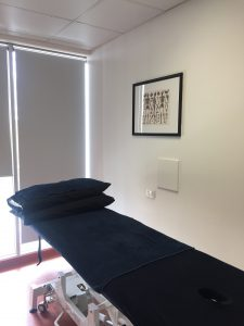 Gungahlin physio room