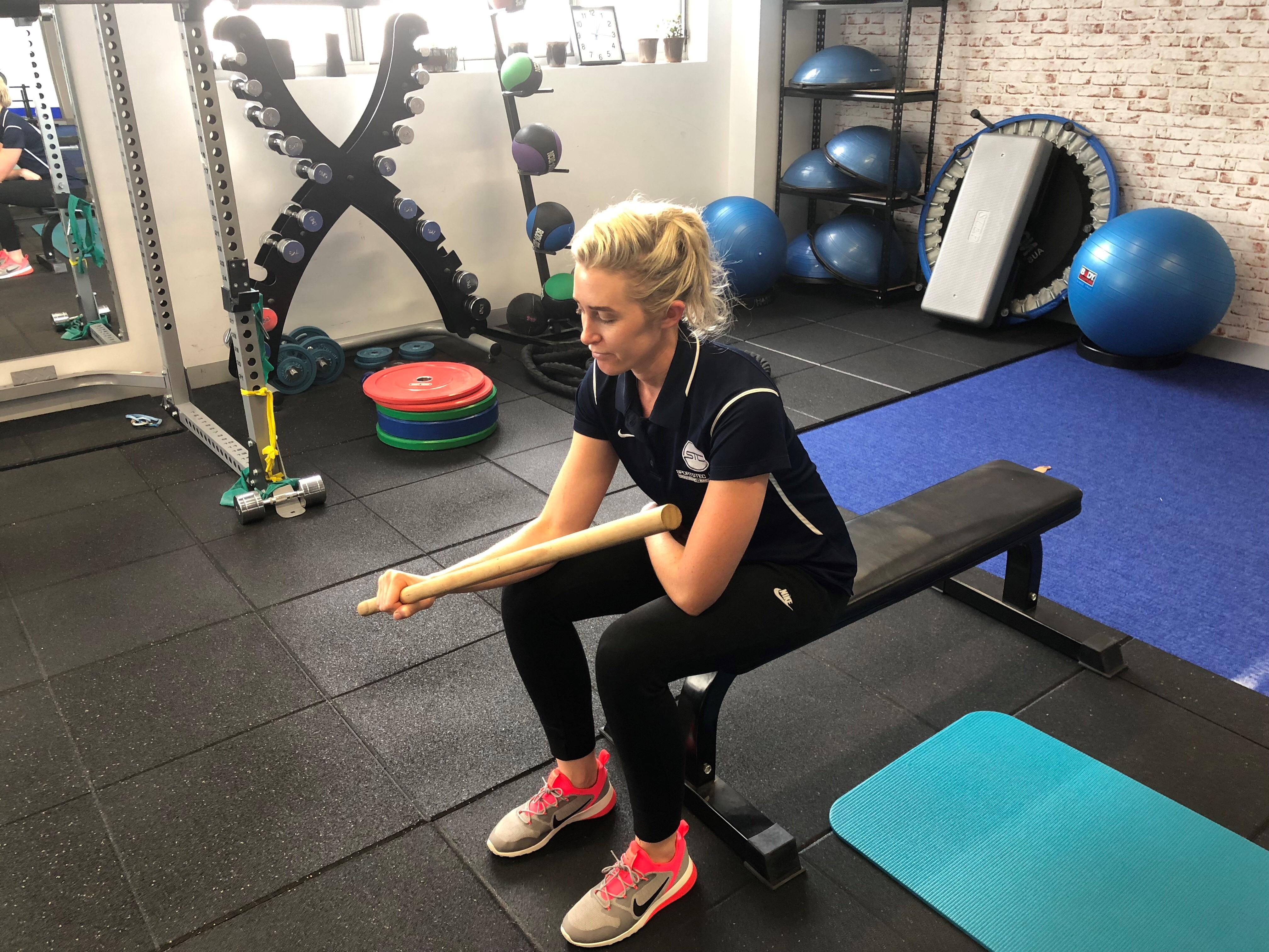 elbow exercise
